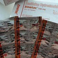 Ranitidine 150mg & 300mg(Zenitac)