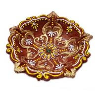 Decorative Designer Diyas