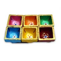 Decorative Diwali Diya 03