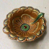 Decorative Flower Diyas
