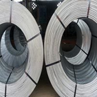 Calcium Solid Cored Wire (Ca)
