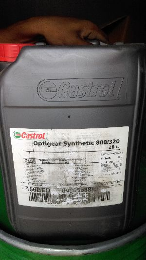 Castrol Optigear Synthetic 800/320 Gear Oil