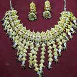 Gold Necklace Set - 02