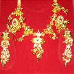Kundan Necklace Set - 05
