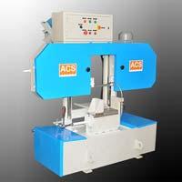 Manual Double Column Bandsaw Machine (ACS-210-DCM)