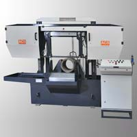 Semi Automatic Double Column Bandsaw Machine (ACS 370 DFA)