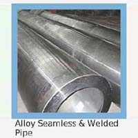 Alloy Seamless and Welded Pipes