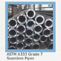 ASTM A333 Seamless Pipes