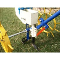 Manually Operated Seed Drill 02