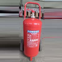 Dry Powder Fire Extinguisher 01