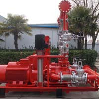 Fire Fighting Pumps 02