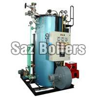Oil and Gas Fired Steam Boilers