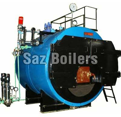 Solid Fuel Fired Steam Boiler