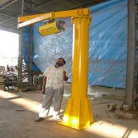 Folding Arm Jib Crane/Articulating Jib Crane
