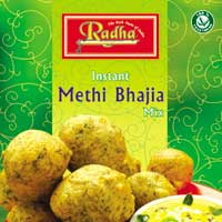 Instant Methi Bhajia Mix