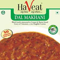 Ready To Eat Product (Dal Makhani)