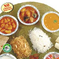 Ready To Eat Product (Gujrati Thali)