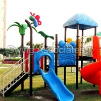 Playground Multi Play Station (ME-02)