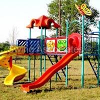 Playground Multi Play Station (ME-06)