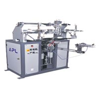Semi Auto Round Screen Printing Machine (SA 2)