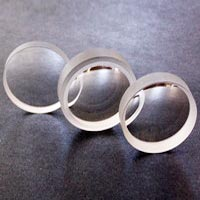 Concave Optical Lense