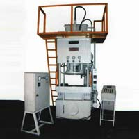 Single Station Quench Press (3-Ram 40T)