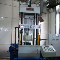 Single Station Quench Press (40T)