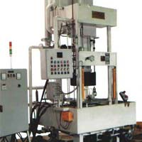 Single Station Quench Press (50T)