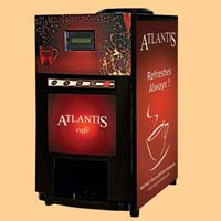 Cafe Mini 2 Lane Tea & Coffee Vending Machine