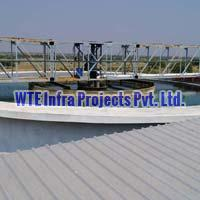 HRSCC- High Rate Solid Contact Clarifier