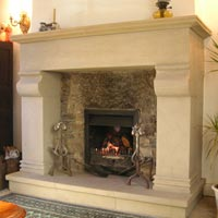 Fireplace and Garden Features 02