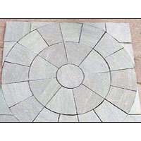 Grey Sandstone Circle