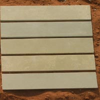 Yellow Honed Limestone