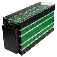 Lithium Ion Phosphate Battery (PACK-100AH)