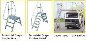 Special Industrial Construction Ladder