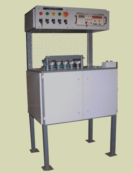 Vaccum Based Performance Test Rig 01