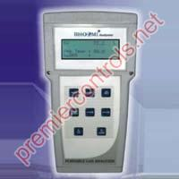 Portable Boiler Flue Gas Analyzer