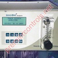 Trace Oxygen Analyzer 02