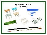 j2-Hybrid Resistors