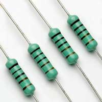 Metal Glaze Thick Film Resistors
