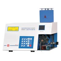 Microprocessor Flame Photometer-1382 & 1385