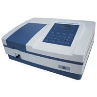 Microprocessor UV-VIS Spectrophotometer-2373