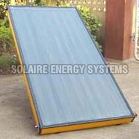 Flat Plate Collector Solar Water Heater (400 LPD)