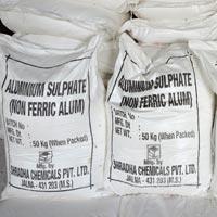 Non Ferric Alum Powder
