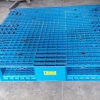 Reversible Plastic Pallets