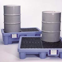 Spill Containment Pallets (Four Drum)