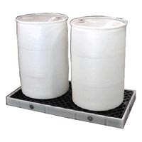 Spill Containment Pallets (Two Drums)
