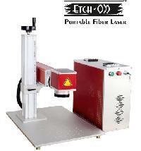 Fiber Laser Portable Marking Machine-ETCHON-FLE-P20W