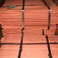 Copper Cathodes 99.9%