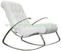 Antique Rocking Lounge Chair